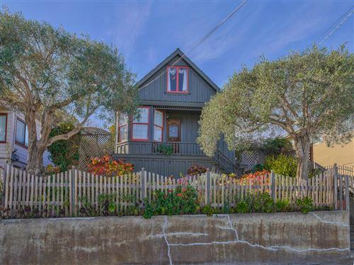 Photo of 261 Hawthorne ST, MONTEREY, CA 93940 (MLS # ML81825650)