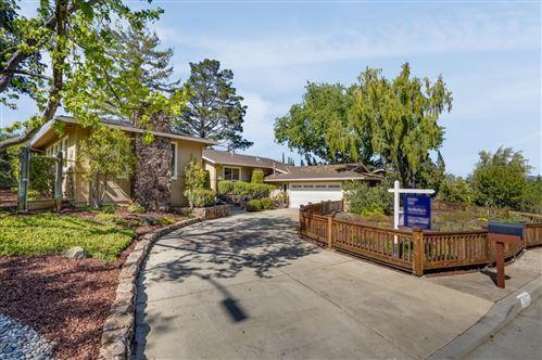 Photo of 1351 Hidden Mine Road, SAN JOSE, CA 95120 (MLS # ML81840651)