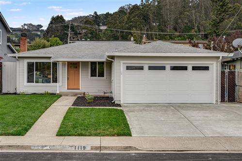 Photo of 1119 Escalero Avenue, PACIFICA, CA 94044 (MLS # ML81842653)