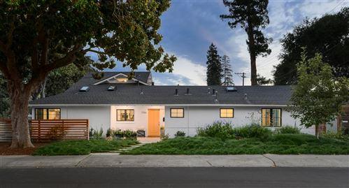 Photo of 1796 Hamilton AVE, PALO ALTO, CA 94303 (MLS # ML81811654)