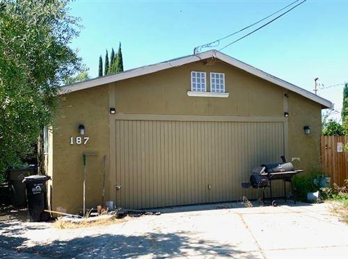 Photo of 187 South Sunset Avenue, SAN JOSE, CA 95116 (MLS # ML81859655)
