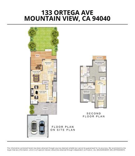 Tiny photo for 133 Ortega AVE, MOUNTAIN VIEW, CA 94040 (MLS # ML81816657)