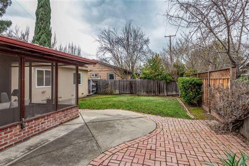 Tiny photo for 652 Leona LN, MOUNTAIN VIEW, CA 94040 (MLS # ML81830658)