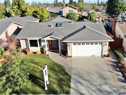 Photo of 4171 Hamilton Park DR, SAN JOSE, CA 95130 (MLS # ML81830662)