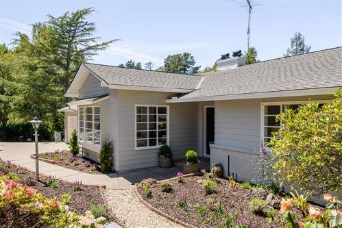 Photo of 10 Panorama Court, HILLSBOROUGH, CA 94010 (MLS # ML81842662)