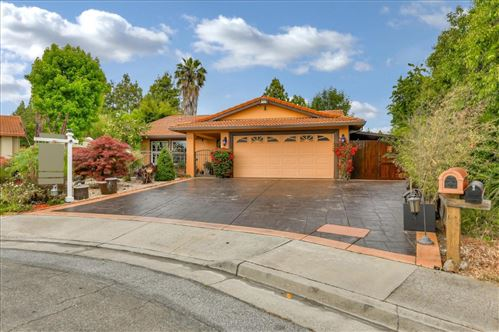 Photo of 1620 Raquel CT, SAN JOSE, CA 95128 (MLS # ML81792664)