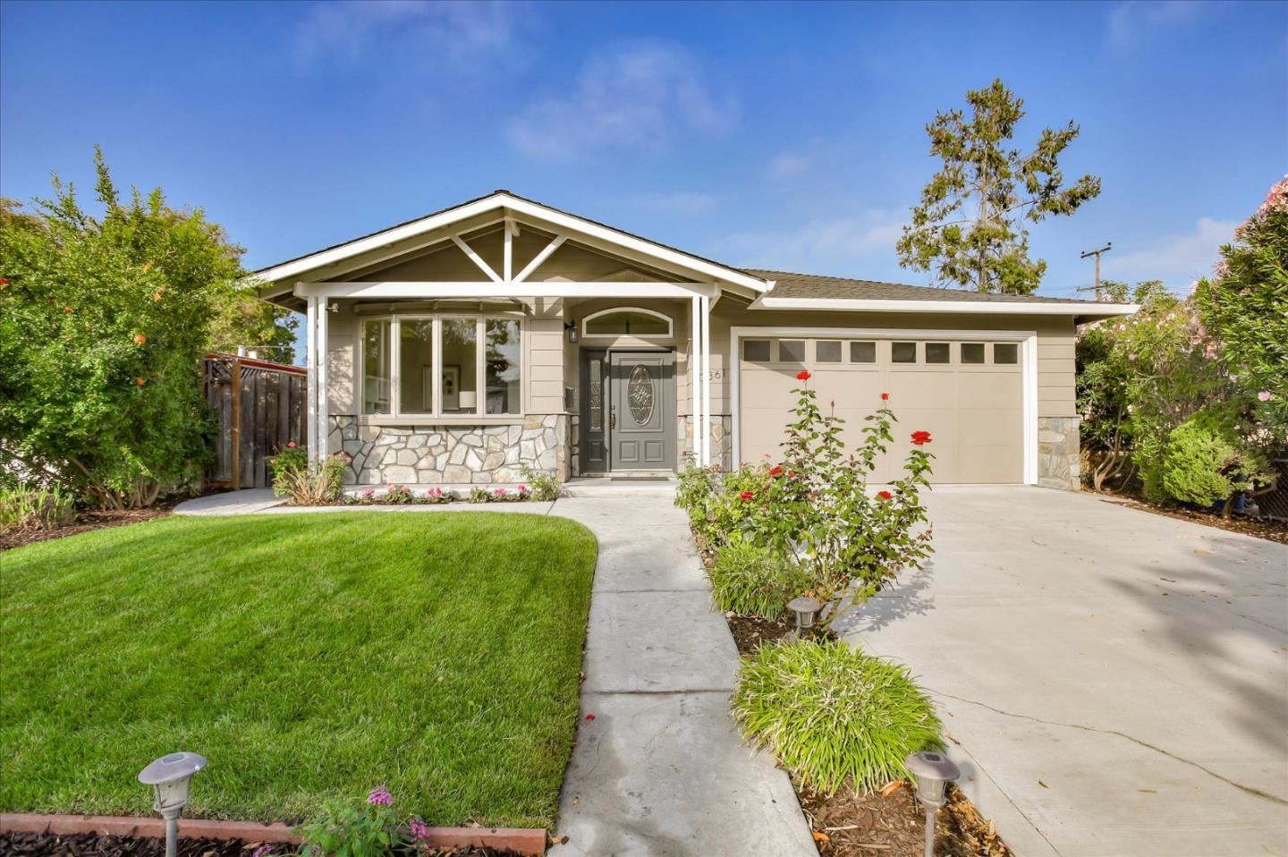 Photo for 10361 Menhart LN, CUPERTINO, CA 95014 (MLS # ML81813664)
