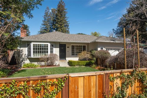 Photo of 4205 Fair Oaks AVE, MENLO PARK, CA 94025 (MLS # ML81831666)