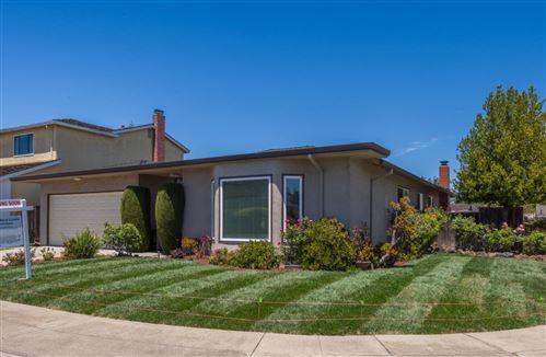 Photo of 891 Schooner Street, FOSTER CITY, CA 94404 (MLS # ML81847667)