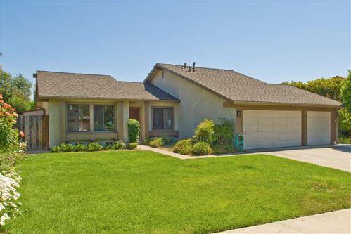 Photo of 3014 Creek Estates Court, SAN JOSE, CA 95135 (MLS # ML81854667)