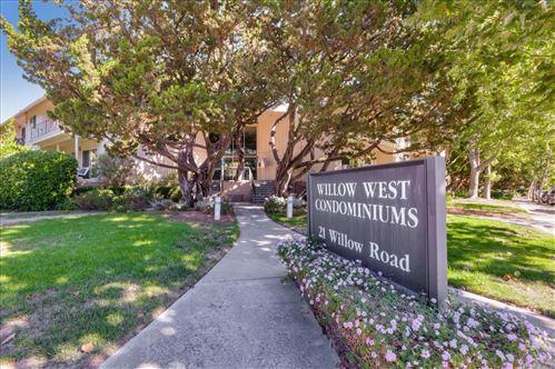 Photo of 21 Willow Road #15, MENLO PARK, CA 94025 (MLS # ML81846669)