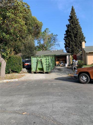 Photo of 1322 Kane Court, SAN JOSE, CA 95121 (MLS # ML81840670)