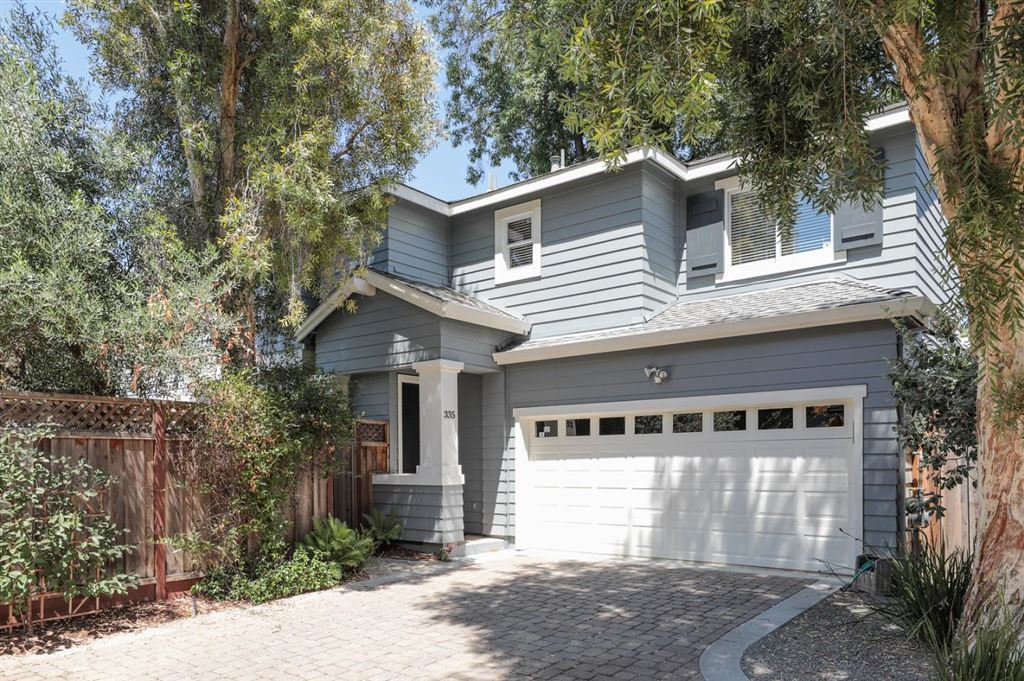 Photo for 335 Everett AVE, PALO ALTO, CA 94301 (MLS # ML81764673)