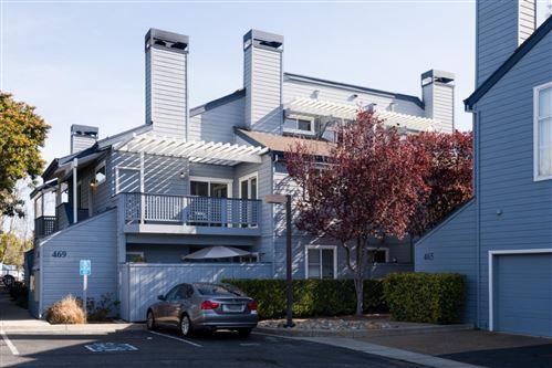 Photo of 469 Cork Harbour CIR H #H, Redwood Shores, CA 94065 (MLS # ML81834674)