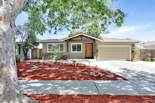 Photo of 4891 Rhonda Drive, SAN JOSE, CA 95129 (MLS # ML81841675)