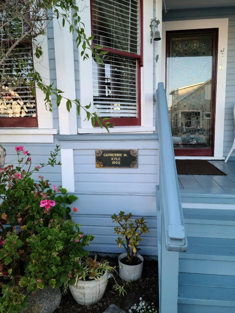416 Fountain Avenue, Pacific Grove, CA 93950 - MLS#: ML81848675