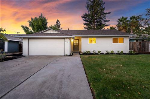 Photo of 225 LONGRIDGE RD, LOS GATOS, CA 95032 (MLS # ML81815679)