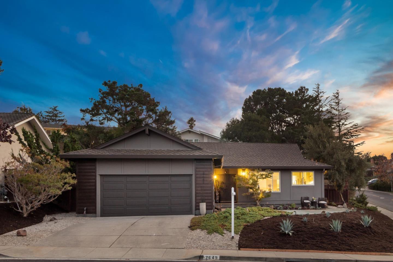 Photo for 2649 Hallmark DR, BELMONT, CA 94002 (MLS # ML81819679)