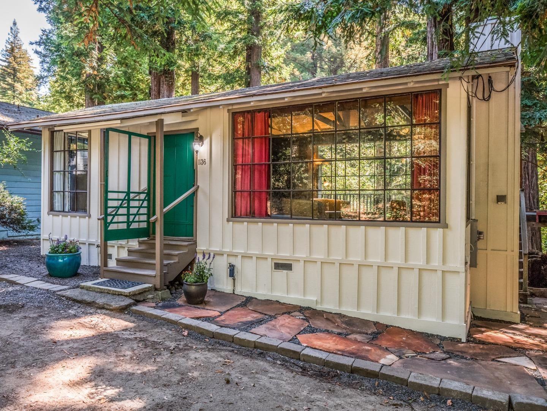 Photo for 1136 Trout Gulch Road, APTOS, CA 95003 (MLS # ML81860680)