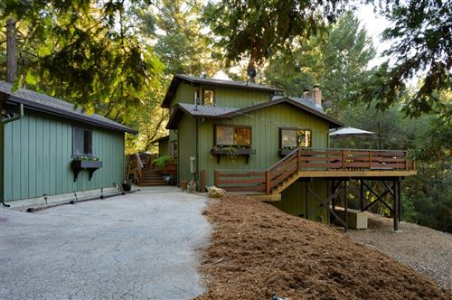 Photo of 306 Hawks Hill RD, SCOTTS VALLEY, CA 95066 (MLS # ML81815684)