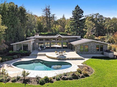 Photo of 315 Grove Drive, PORTOLA VALLEY, CA 94028 (MLS # ML81867684)