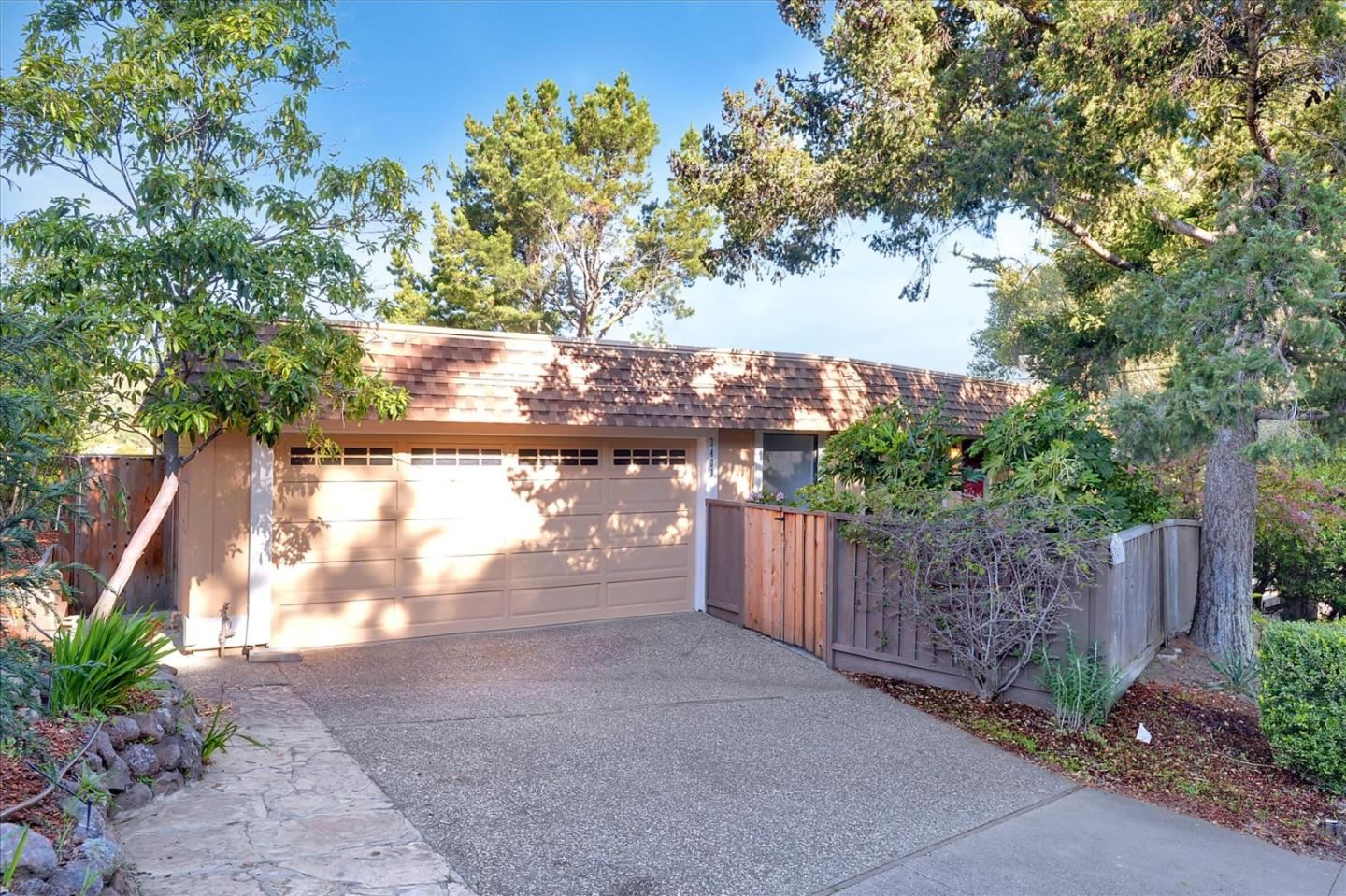 Photo for 3401 Haskins DR, BELMONT, CA 94002 (MLS # ML81836684)