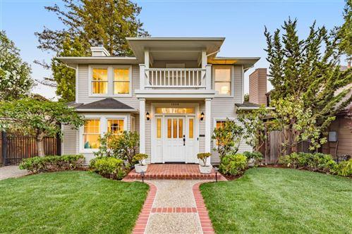 Photo of 1336 Emerson Street, PALO ALTO, CA 94301 (MLS # ML81855692)