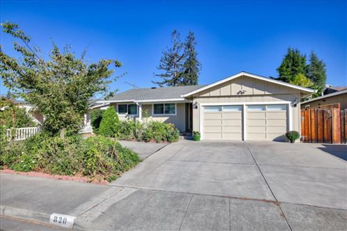 Photo of 820 San Pablo DR, MOUNTAIN VIEW, CA 94043 (MLS # ML81816693)