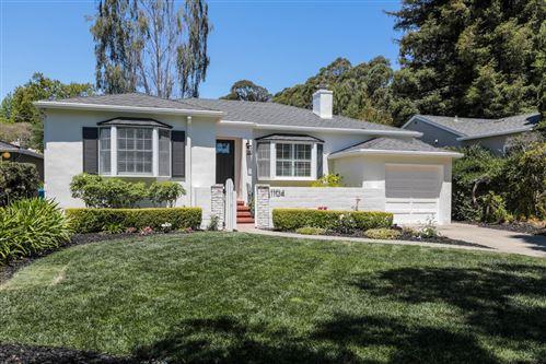 Tiny photo for 1104 Cambridge Road, BURLINGAME, CA 94010 (MLS # ML81847694)