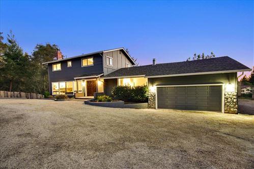 Photo of 155 Pineridge RD, SANTA CRUZ, CA 95060 (MLS # ML81824698)