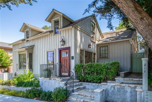 Photo of 211 Park ST, PACIFIC GROVE, CA 93950 (MLS # ML81793700)