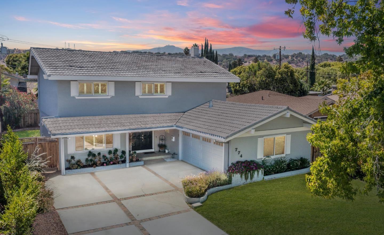 774 Calero Avenue, San Jose, CA 95123 - MLS#: ML81862700