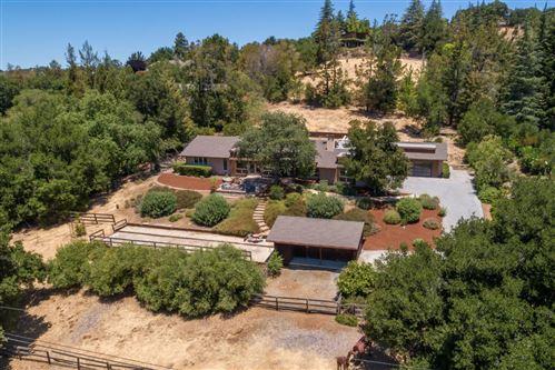 Photo of 166 Sausal Drive, PORTOLA VALLEY, CA 94028 (MLS # ML81849701)