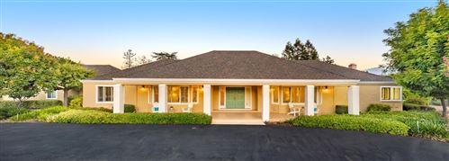 Photo of 26660 Snell Lane, LOS ALTOS HILLS, CA 94022 (MLS # ML81855701)