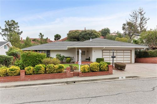 Photo of 71 Conejo Drive, MILLBRAE, CA 94030 (MLS # ML81785705)