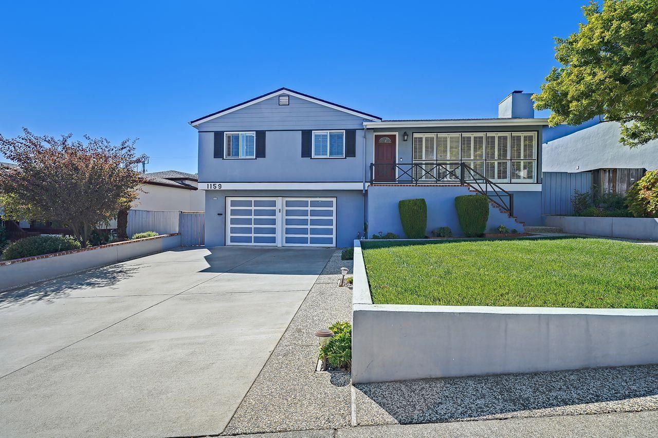 Photo for 1159 Glenwood Drive, MILLBRAE, CA 94030 (MLS # ML81866705)