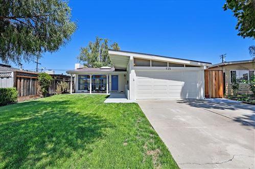 Photo of 735 Los Padres Boulevard, SANTA CLARA, CA 95050 (MLS # ML81851706)