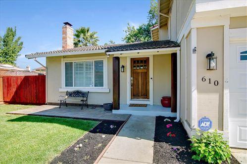 Tiny photo for 610 Blossom Glen Court, GILROY, CA 95020 (MLS # ML81845707)