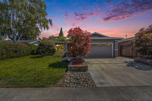 Photo of 1060 Paintbrush Drive, SUNNYVALE, CA 94086 (MLS # ML81855707)