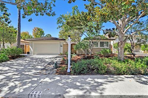 Photo of 863 Russet Drive, SUNNYVALE, CA 94087 (MLS # ML81863707)