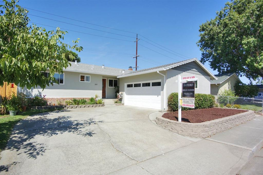 Photo for 265 Heath ST, MILPITAS, CA 95035 (MLS # ML81765709)