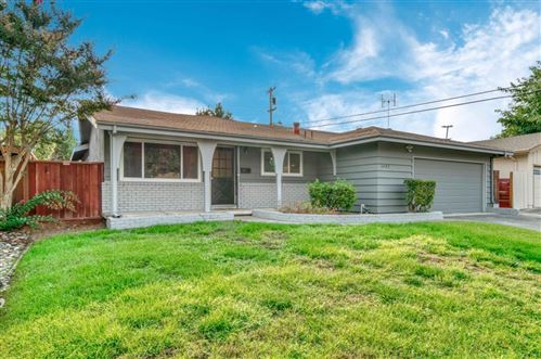 Photo of 1442 Maria WAY, SAN JOSE, CA 95117 (MLS # ML81811712)