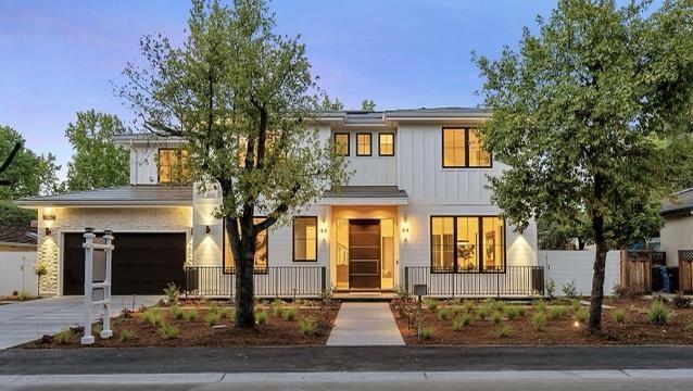 Photo for 1150 Hobart Street, MENLO PARK, CA 94025 (MLS # ML81845713)
