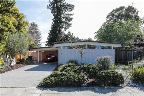 Tiny photo for 3637 Ramona ST, PALO ALTO, CA 94306 (MLS # ML81833714)