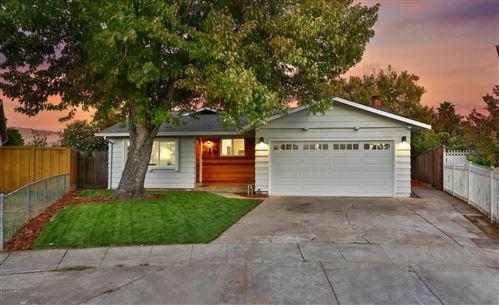 Photo of 1542 Foxdale CT, SAN JOSE, CA 95122 (MLS # ML81809720)