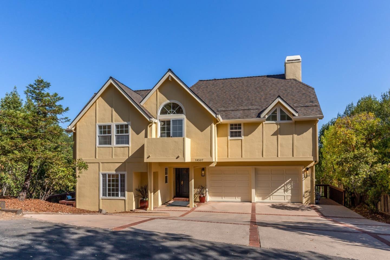 Photo for 18507 Overlook Road, LOS GATOS, CA 95030 (MLS # ML81861722)