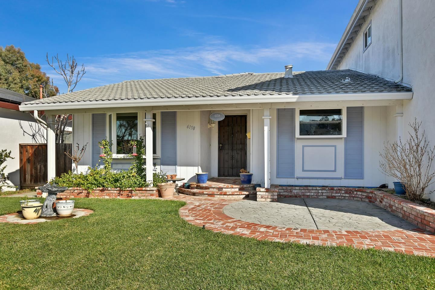 Photo for 6158 Valley Glen DR, SAN JOSE, CA 95123 (MLS # ML81782728)