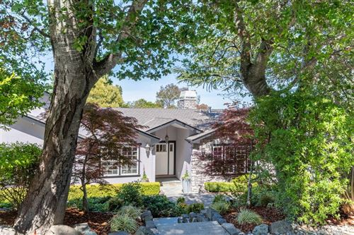 Photo of 109 Los Robles Drive, BURLINGAME, CA 94010 (MLS # ML81841731)