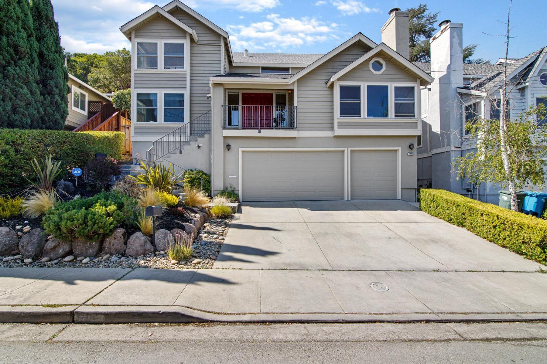 Photo for 1702 Terrace Drive, BELMONT, CA 94002 (MLS # ML81853731)