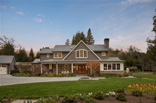 Photo of 240 Mountain Home Road, WOODSIDE, CA 94062 (MLS # ML81835732)